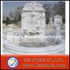 Mano de piedra natural del granito que talla para la escultura del león del jardín