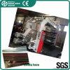 Machine d'impression flexographique à grande vitesse de 6 couleurs (CJ886)