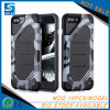 2017 Hornet Shockproof 2 em 1 Armor Phone Case para iPhone 6s / 6plus