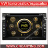 GPS를 가진 Vw Fox Crossfox/Espacefox, Bluetooth를 위한 특별한 Car DVD Player. (CY-7122)