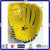 Сделано в Китае дешевые цены кожаные специализированные ПВХ бейсбольной перчатки