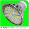 Luz do ponto do diodo emissor de luz de SMD5050 GU10 3.5W