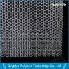 Haut de transmission de lumière transparent panneau alvéolé