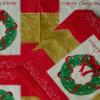 Servilletas de papel de la Navidad del día de fiesta de la estación