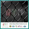 Оцинкованный Diamond звено цепи ограды/ звено цепи с покрытием из ПВХ ограждения