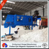 Venta al por mayor plástica de aluminio de la máquina del separador de la eliminación de acero del desecho