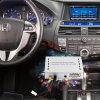Автомобильная мультимедийная система навигации GPS для компактной системы навигации Honda/Nissan/Audi