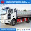 FAW는 우유 유조 트럭 12000L 우유 수송 트럭을 격리했다