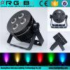 Van de fabriek kan het Mini4LEDs 8W RGBW 4in1 Binnen LEIDENE van Wholesales PARI