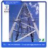 Tour en acier angulaire de télécommunication d'antenne à hyperfréquences