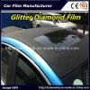 熱い販売法のPVCビニールのフィルムを包む華麗なダイヤモンドのフィルムのきらめきのダイヤモンド車