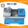 Горизонтальный Lathe CNC механических инструментов CNC башенки 6-Станции