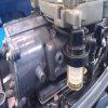 Motore della barca (telecomandi per il motore esterno)