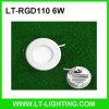 جولة 6W الصمام مصباح السقف (LT-RGD110)