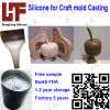 Silicone Rubber per Craft Mould RoHS Artwork Mould Casting Silicone Rubber