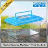 De duurzame Gebruikende draagbare Tank van de Vissen van het Aquarium van pp Mini