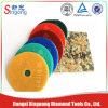 Диамант Floor Wet/Dry Polishing Abrasive Pads для Granite/Marble