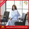 女性のバスローブの卸売のフードが付いている安い浴衣の寝間着のMicrofiberの浴衣