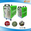 HHO hidrógeno del oxígeno del tubo de cobre de la máquina de soldadura fuerte de agua Soldadura