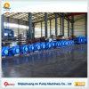 Cambouis centrifuge traitant la pompe résistante de boue d'alimentation de filtre-presse d'abrasion