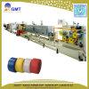 Extrusora plástica da operação fácil para o Polypropylene verde que prende com correias a máquina da faixa