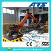 Het beste koppelt China terug vooruitging het Korrelen van het Voer van het Gevogelte de Installatie van het Project
