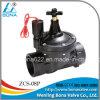 1.5 vanne électromagnétique d'irrigation de pouce 24VAC