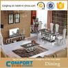 Het Dineren van het Glas van de Vorm van het Hart van het Ontwerp van de luxe Edele Stoel voor Verkoop (A8082)
