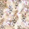 Ткань сатинировки большой печати Handfeel цифров Silk (TLD-0114)