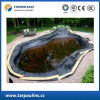 Tela Double-Coated impermeável de encerado do PVC da tampa da associação