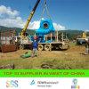 500kw bajan el generador de turbina del agua del ruido para la central eléctrica micro