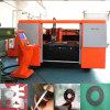 Máquina do metal da fibra/a de alumínio/a de aço do laser de estaca