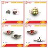 Wallet Crafts, Customized Metall Logo Tags für kleine Taschen