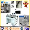 Desktop LED Bulb CNC Marker 30W máquina de marcação a laser de fibra