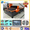 plasma 100A que corta a venda da máquina do aço/ferro/alumínio 1325 do metal de 0-15mm