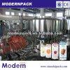 Automatische 3in1 het Vullen van het Blik van de Drank van het Sap van het Metaal van het Huisdier Machine
