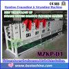 Mzkp-D1 Bamboo Expanding와 Stranding Machine (마루 기계)