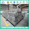 중국 공장에 의하여 직류 전기를 통하는 정연한 강관 (S235jr, S35jr) (20*20-200*200mm)