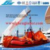 1T@3m CCS Mini Yacht disposition grue hydraulique
