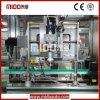 Una estructura simple Máquina Tapadora de seguimiento con la función del PLC para la línea de envasado de líquidos