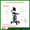 高品質の完全デジタルトロリーカラー超音波のスキャンナー(MSLCU30)