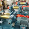 Xkj-400二重ロールスロイスのゴム製精錬の製造所機械