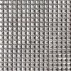 Estilo moderno de acero inoxidable 316 Mosaico metálica cuadrada