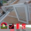 Choc Windows d'ouragan de PVC et portes pour des régions côtières