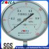 1MPa/150psi二重目盛の新型200mm/250mmの大きいステンレス鋼の圧力計