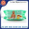 Banheira de venda livre de alta qualidade amostra toalhetes de bebé
