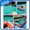 Aufblasbarer Pool-Fußballaufblasbarer Snooker-Kugel-Spiel-Tisch