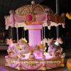 6 Ritten van de Carrousel van de Familie van zetels de Mini