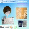Molde de silicone para gesso gesso cornija molde de silicone RTV fazer
