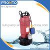 Bomba de aguas residuales sumergible de la pequeña potencia con alta calidad